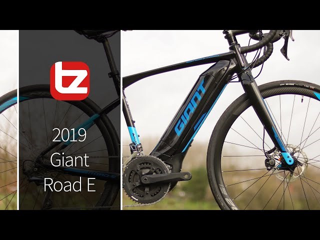 2019 Giant Road E Range | Range Review | Tredz Bikes